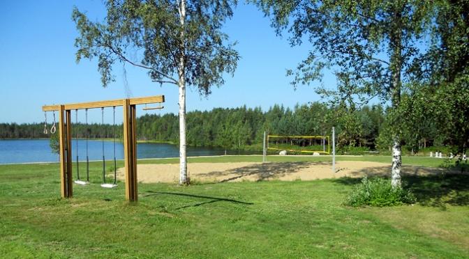 Lauttosen uimaranta