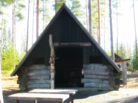 Blogiin Okskodan laavu 3