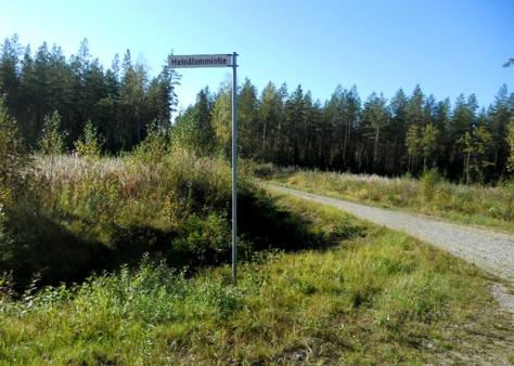 metsastajat nuotiopaikka 3