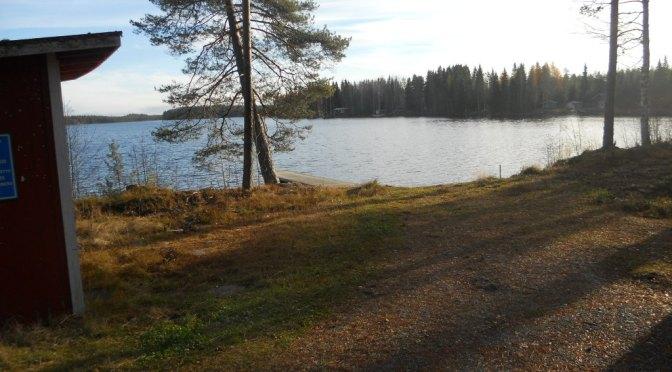 Iiroonjärven uimaranta