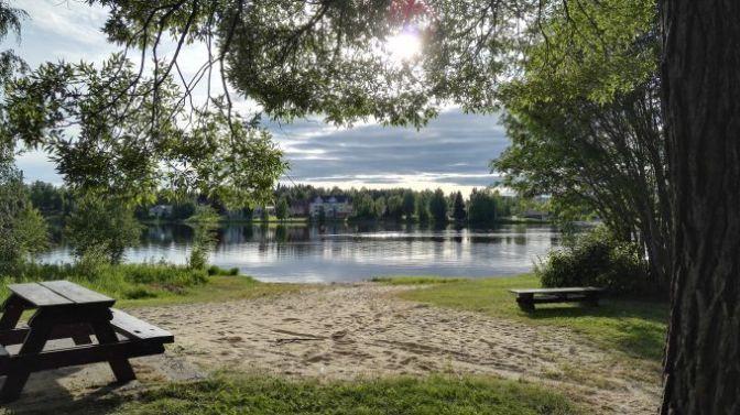 Tusan uimaranta