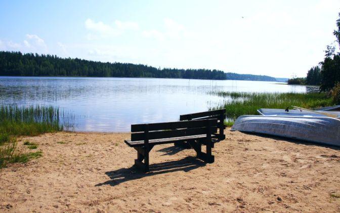 Pöyhösen alueen uimaranta