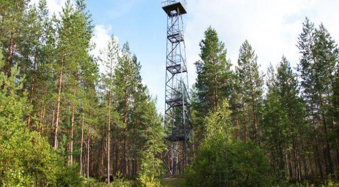 Rumavuoren näkötorni