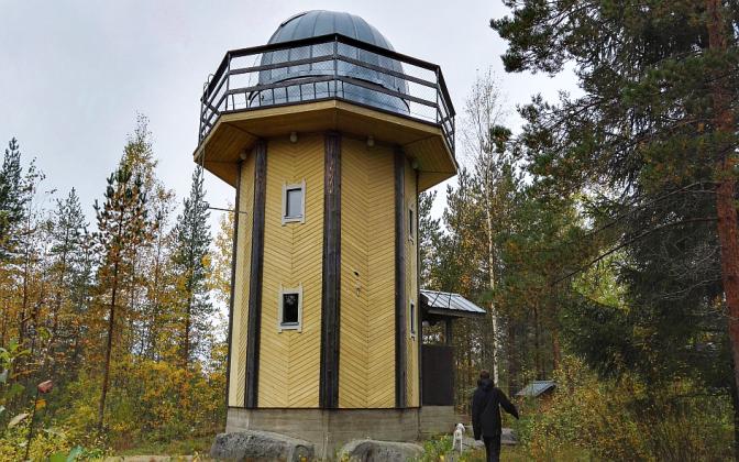 Lintukallion tähtitorni