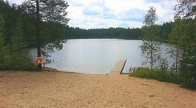 Vetolan uimaranta