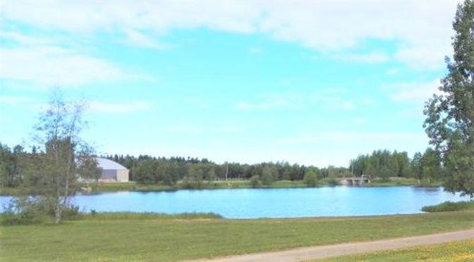 Vähäjärven uimaranta