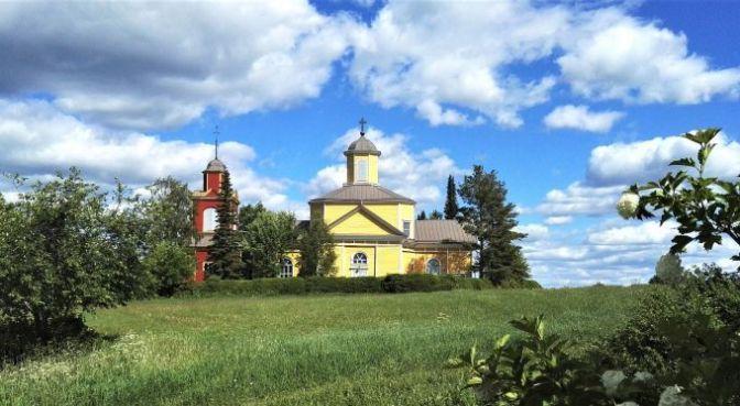 Lehtimäen kirkko