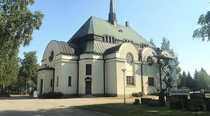 Alavuden kirkko