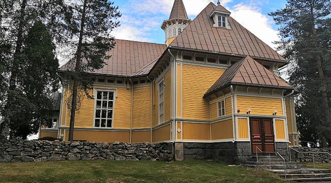 Töysän kirkko